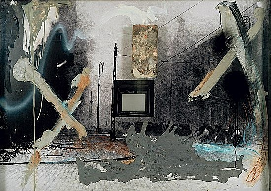 Wolf Vostell Artwork For Sale At Online Auction Wolf Vostell