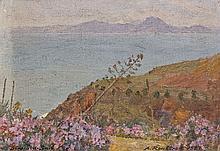 Alexandre ROUBTZOFF (St-Pétersbourg, 1884 - Tunis, 1949) Sidi-Bou-Saïd