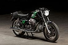 1974 Moto Guzzi 750 S  No reserve