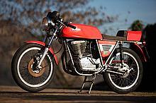 1975 MV 125 SE Sport  No reserve