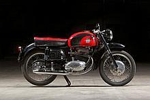 1958 MV 250 Raid  No reserve