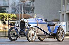 1923 Amilcar CC biplace sport  No reserve