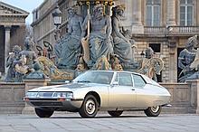 ¤ 1973 Citroën SM automatique  No reserve