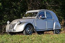 1952 Citroën 2 CV Type A  No reserve