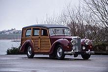 1951 Lea Francis 14