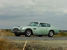 1966 Aston Martin DB6 Vantage coupé