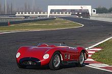 1956 Maserati 150 S