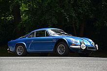 1974 Renault Alpine A110 1600 SC