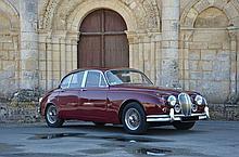 1964 Jaguar MkII 3,8 L toit ouvrant  No reserve