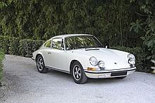 1970 Porsche 911 2,2 L S coupé