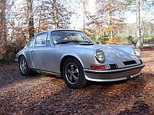 1973 Porsche 911 2,4L S
