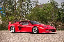 1987 Ferrari Testarossa Koenig Competition Evolution II