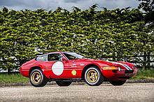 1972 Ferrari 365 GTB/4 Daytona, transformation Groupe 4
