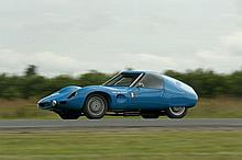 1959 DB Panhard HBR5 coupé compétition, dit la