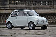 1964 Fiat Abarth 595 SS capote longue  No reserve
