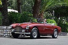 1958 Aston Martin DB2/4 MKIII Cabriolet