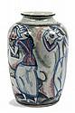 RENE BUTHAUD  Vase