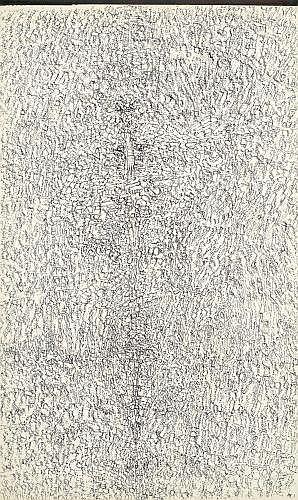 Henri MICHAUX (1899-1984) DESSIN MESCALINIEN, 1958 Dessin à l'encre de Chine sur papier