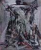 Selim TURAN (1915-1994) COMPOSITION Huile sur toile, Selim Turan, Click for value