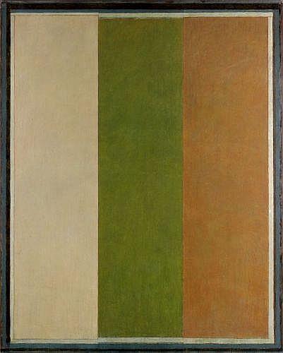 Jean-Pierre PINCEMIN (1944-2005) SANS TITRE Huile sur toile