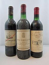 12 bouteilles 3 bts : CHÂTEAU BEYCHEVELLE 1990 4è GC Saint Julien (2 base goulot, 1 legerement bas, étiquettes sales)