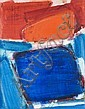 Michel CARRADE (né en 1923) COMPOSITION, 1964 Huile sur toile, Michel Carrade, Click for value