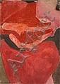 René DUVILLIER (né en 1919) GROS-TAPY, 1952-1953 Huile sur toile, René Duvillier, Click for value