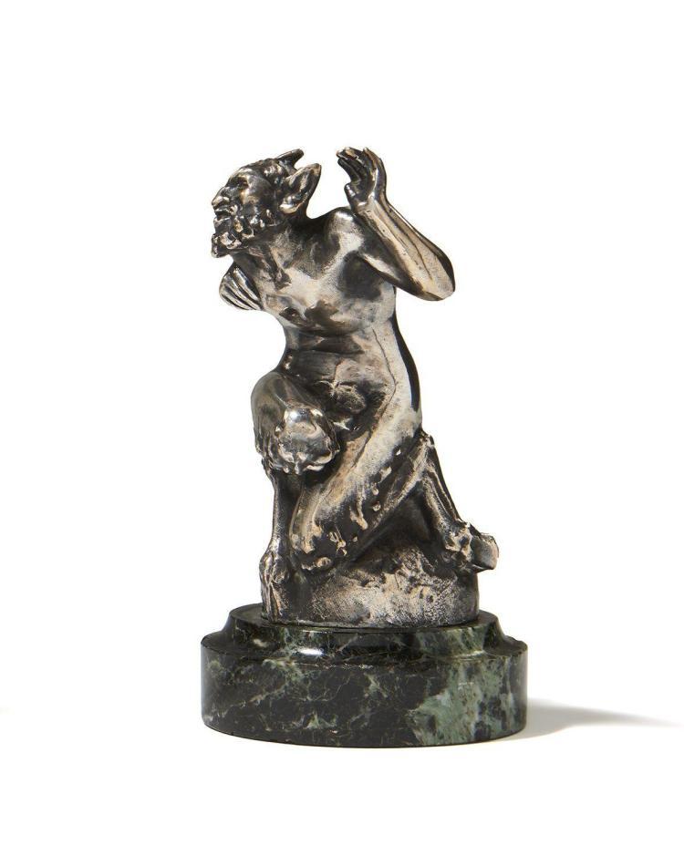 FAUNE  Par Antoine Elie Ottavy (1887-1951)