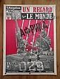 Bazzoka Un Regard sur le Monde, 1978 Supplément de Libération du 1/01/1978 Signé et dédicacé par Kiki Picasso, Christian Chapiron, Click for value