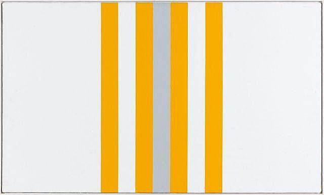 Andreas BRANDT (né en 1935) COMPOSITION, 1979 Huile sur toile