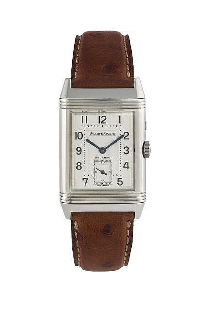JAEGER LECOULTRE Reverso Night & Day, n° 1851263, vers 1990