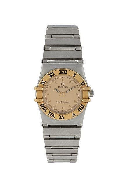 OMEGA Constellation, vers 1990