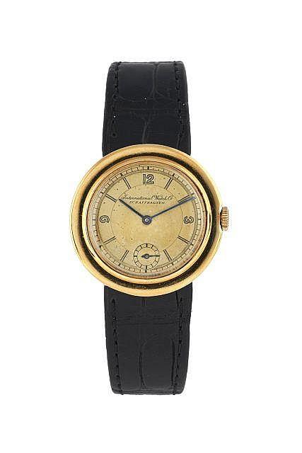 IWC  N° 989258/870585, vers 1940