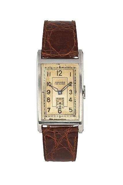 MOVADO N° 11823 / 513245, vers 1940