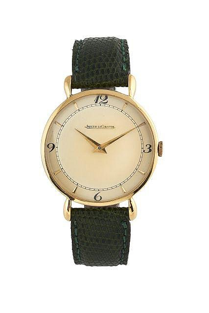 JAEGER LECOULTRE  N° 350151A, vers 1960