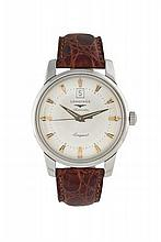 LONGINES  Steel Conquest, ref. L1.645.4, n° 33126285, vers 2000