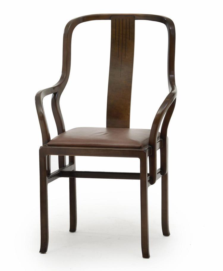 pierre paulin 1927 2009 fauteuil de bureau circa 1980 st. Black Bedroom Furniture Sets. Home Design Ideas