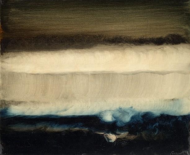 Frédéric BENRATH (né en 1930) SANS TITRE, 1962