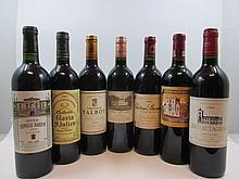 10 bouteilles 1 bt : CHÂTEAU TALBOT 2000 4è GC Saint Julien