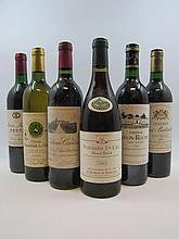 12 bouteilles 1 bt : POMMARD 1983 1er Cru Grands Epenots. Le Hameau de Barboron
