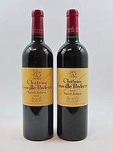 6 bouteilles 2 bts : CHÂTEAU LEOVILLE POYFERRE 2004 2è GC Saint Julien