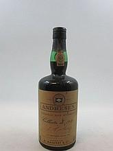 1 bouteille PORTO ANDRESEN 1910 Colheita
