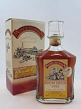 1 bouteille RHUM VIEUX DISTILLERIE REIMONENQ 1995 7 ans de Fût de Chêne (40°