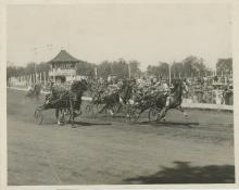 ACME Race Track, Long Island 1929