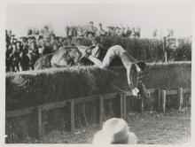 ACME Girl Ridder was Thrown by her Mount, 1937