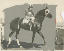 News Photo Jockey by ANDREW R. BOONE, CA 1927