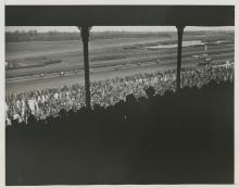 ACME Long Island, Spring Horse Racing, 1934