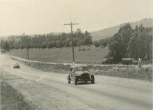 Silver Gelatin Auto Race Argentina, 1958
