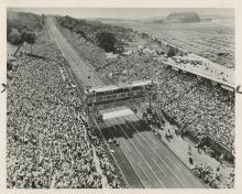 Soap Box Derby Akron Ohio, 1949