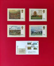 Old Collection British Cards Horseracing